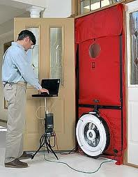 Door Blower Test