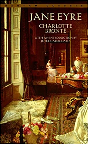 jane eyre by bronte book-cover