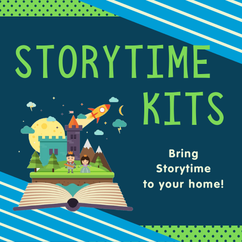 Storytime kits bring storytime home