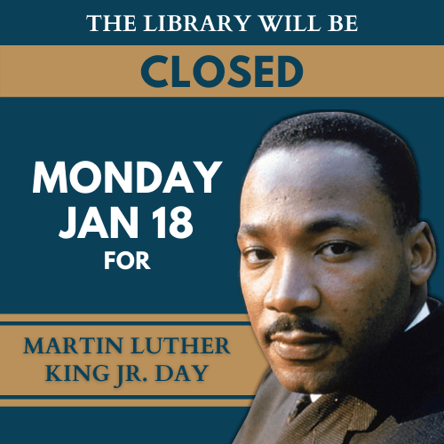 MLK Jr Day 2021